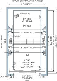car service center floor plan premier lifts co