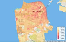 San Francisco Districts Map by 53 Tips On Moving To San Francisco Ca 2017 Movebuddha