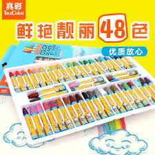 wholesale stationery usd 8 80 true color 48 color painting stick child painting