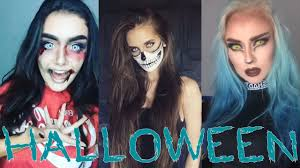 best halloween makeup musical ly compilation 2016 best musically