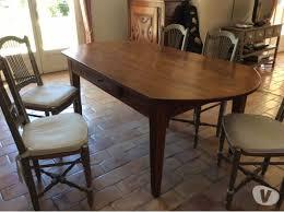 chaises paill es magnifique table salle a manger ancienne craie poivre2 carr c3 a9