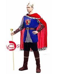 mens fancy dress up roman king prince halloween costume