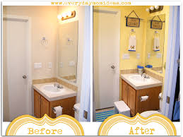 Kids Bathrooms Ideas Kids Bathroom Gets A Makeover Everyday Mom Ideas