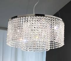 fresh round crystal chandelier 67 in home decor ideas with round