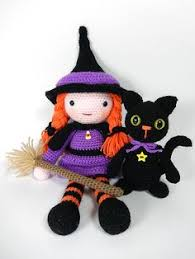 amigurumi witch pattern amigurumi witch buscar con google knitting pinterest