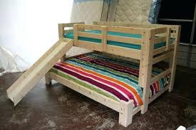 Slide For Bunk Bed Bed With Slide Ianwalksamerica