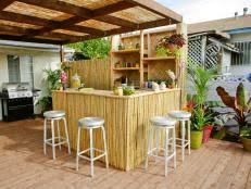Backyard Flooring Options by 12 Outdoor Flooring Ideas Hgtv