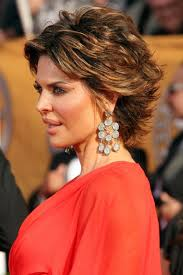 lisa rinna hairstyle pictures lisa rinna formal look shaggy