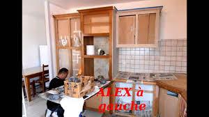 cuisine blanc cérusé relooking cuisine céruse