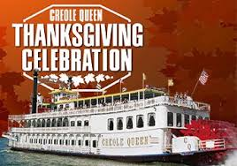 thanksgiving dinner cruise creole
