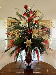 faux floral arrangements decorate the house with artificial flowers for your home