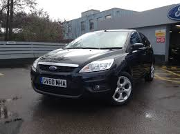 ford focus 1 6 sport ford focus 1 6tdci sport 5dr 109ps s5 in panther black 2011 now