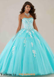 quinceanera dresses ball gowns strapless long prom floor length