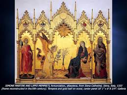 simone martini artist ar188 history of art ii welcome to our first class ppt download