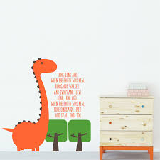 mammals insects high style wall decals adorable dino
