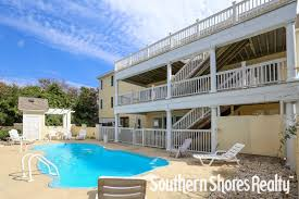 Vacation Homes In Virginia Beach With A Pool Outer Banks Rentals With Elevators Southern Shores Realty
