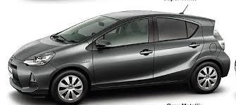 Toyota Aqua 2014 Toyota Aqua Hybrid Specs New Hybrid Cars 2014 2015