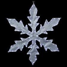 large lighted snowflakes wayfair
