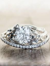 unique designer engagement rings unique engagement rings ken design