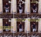 Charlie Sheen, doing the ALS ice bucket challenge right. [Picture.