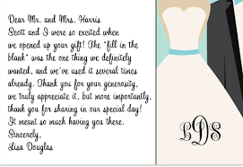 thank you wedding gifts wedding thank you cards best thank you cards for wedding gifts