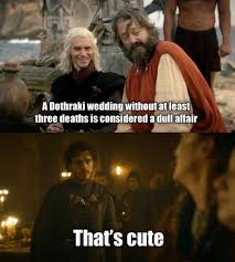 Red Wedding Meme - yes it is team pwnicorn