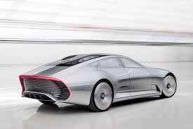mercedes concept iaa at frankfurt 2015 the shape shifting aero