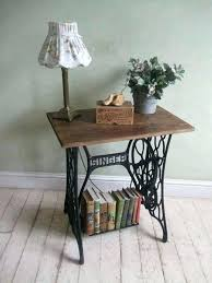 sewing machine table ideas vintage sewing machine table sewing machine furniture ideas to