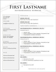 Resume Example Singapore by Standard Resume Examples Simple Resume Format Sample Sample