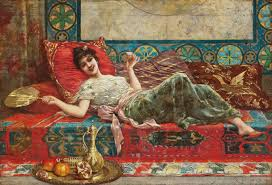 Ottoman Harem Harem Odalisque Was Sexual In The Ottoman Palace