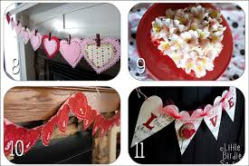 Home Decor Crafts Ideas Valentine U0027s Home Decor Craft Ideas Round Up Little Birdie Secrets