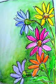 dion dior art u0026 illustration doodle flowers
