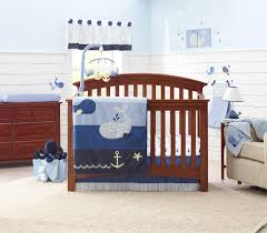 Mini Crib Bedding For Boy by Nautica Kids Brody 4 Piece Crib Bedding Set Toys