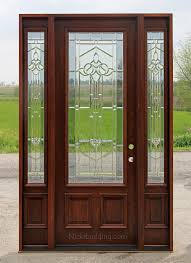 Exterior Door Pictures Entry Doors With Two Sidelights