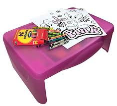 kids folding lap desk kids folding lap desk pink foldable lap tray with storage