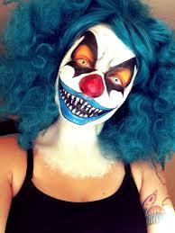 killer clown makeup halloween clown makeup tutorial youtube