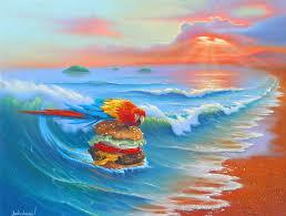 cheeseburger in paradise jim warren studios