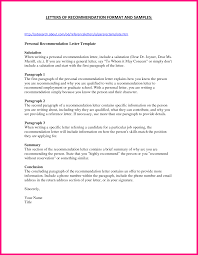 ideas collection nursing recommendation letter example with