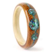 wooden wedding rings wedding rings ideas black inlay wooden wedding rings suchastyle