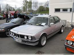 bmw 745i coupe bmw e23 745i turbo the four door six picture heavy page 3