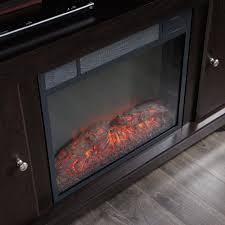 sauder select electric fireplace converter kit 418738 sauder