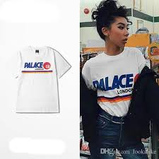 Comfortable T Shirts Cheap Comfortable Relax Designer White Palace London T Shirts