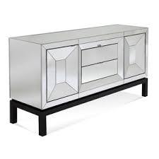 Mirror Credenza Mirrored Sideboard U0026 Buffet Tables You U0027ll Love Wayfair