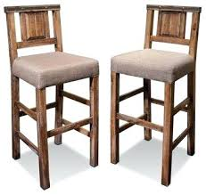 rustic counter stools industrial rustic counter stool rustic wood
