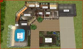 2 Family House Plans Sims 2 Family House Plans House Design Plans