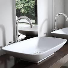 waschbecken design bth 59x37x10 cm design aufsatzwaschbecken brüssel159 aus keramik