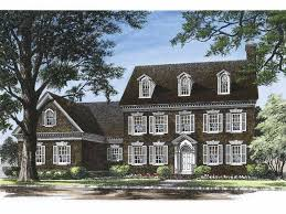 colonial home plans 746 best colonial and georgian images on colonial house