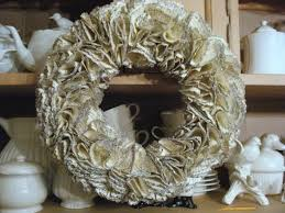Christmas Decorating Wreath Old Book Pages by 24 Best Rolled Paper Wreaths Images On Pinterest Paper Wreaths