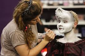 special effects make up special effects makeup artist 25 on with special effects