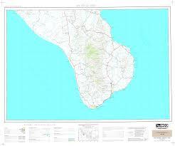 Mexicali Mexico Map by Carta Topografica Imagen Digital Escala 1 250000 Serie Ii